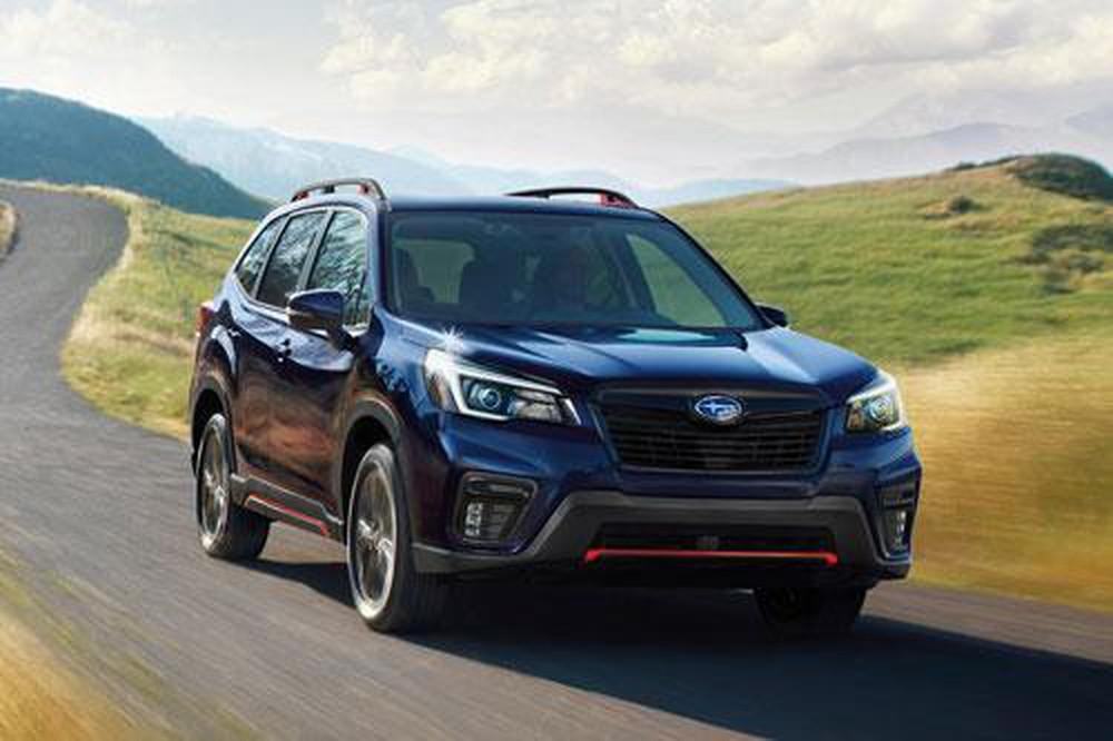 2021 Subaru Forester Review