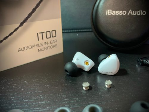 iBasso IT00 Review – White Knight