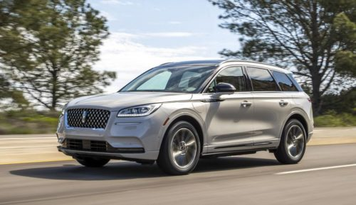 2021 Lincoln Corsair Review