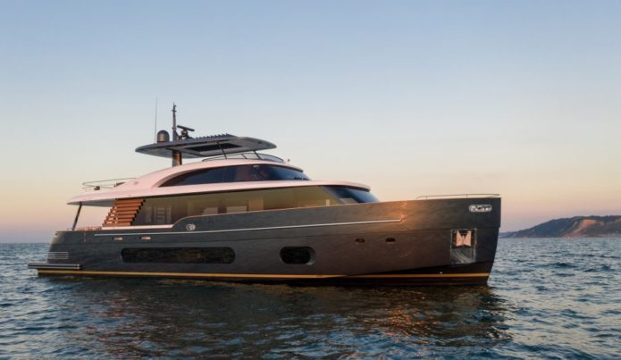 Azimut Magellano 25 Metri first look: New design combination promises great things
