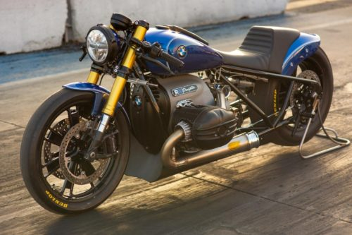 BMW R 18 DRAGSTER BY ROLAND SANDS DESIGN: COMPETITIVE URGE