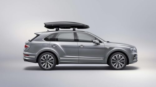 2021 Bentley Bentayga gets Akrapovič sports exhaust and four accessory packs