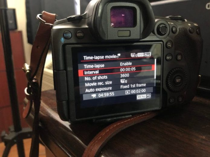 Why Timelapse Photographers Will Love the Canon EOS R5