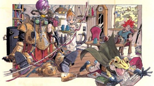 Chrono Trigger at 25: Into the Future