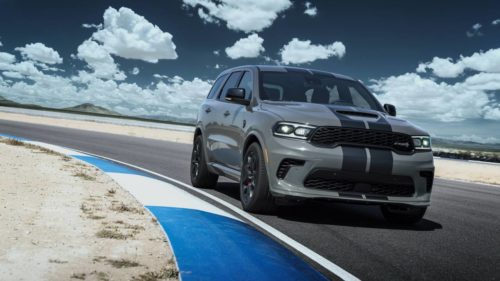 2021 Dodge Durango SRT Hellcat price confirmed for 710hp SUV