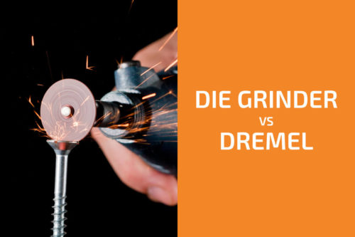 Die Grinder vs. Dremel: Which One to Get?