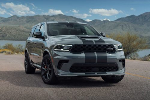 Leak claims 2021 Dodge Durango SRT Hellcat will start at right under $81,000