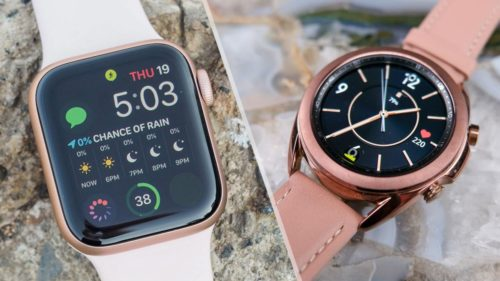 Samsung Galaxy Watch 3 vs. Apple Watch 5: Which smartwatch should you buy?