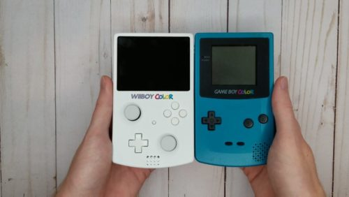 The Wiiboy Color is one of the most ingenious console mods ever