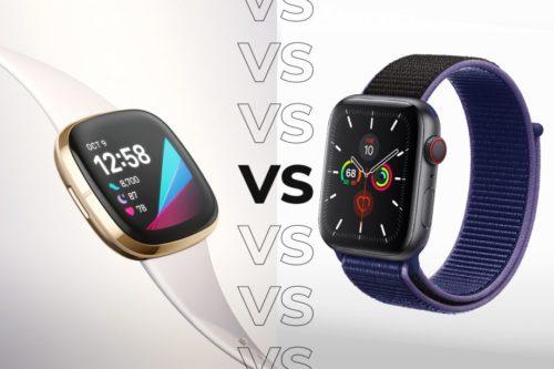 Fitbit Sense vs Apple Watch 5: A worthy rival?
