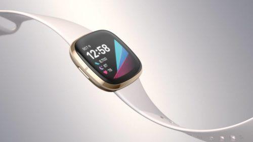 Fitbit Sense packs ECG and stress sensors in sleek smartwatch