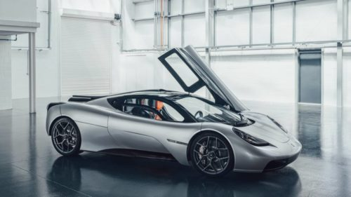 This outrageous GMA T.50 hypercar is the 21st Century McLaren F1