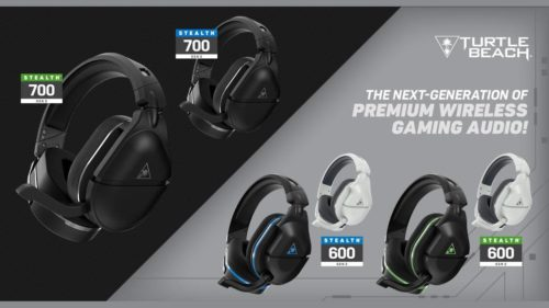 Turtle Beach Stealth 700, Stealth 600 Gen 2 ready for next-gen consoles