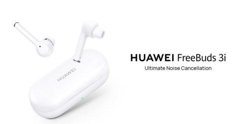 Huawei Freebuds 3i Review