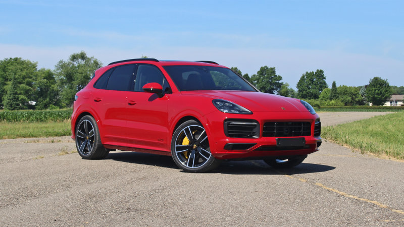 2021 Porsche Cayenne GTS Coupe First Drive Review: Another Great GTS