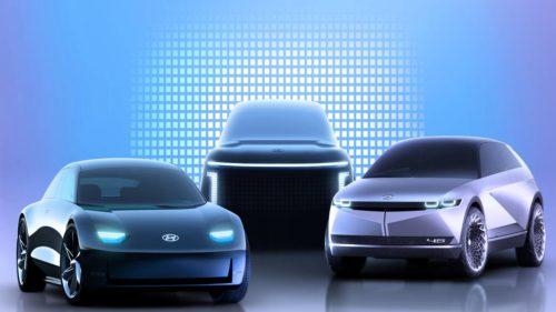 Hyundai relaunches Ioniq as a standalone EV brand