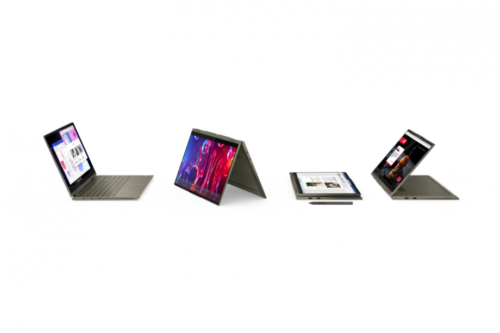 Lenovo Yoga 2020: 5 new laptops for 'Back to School'