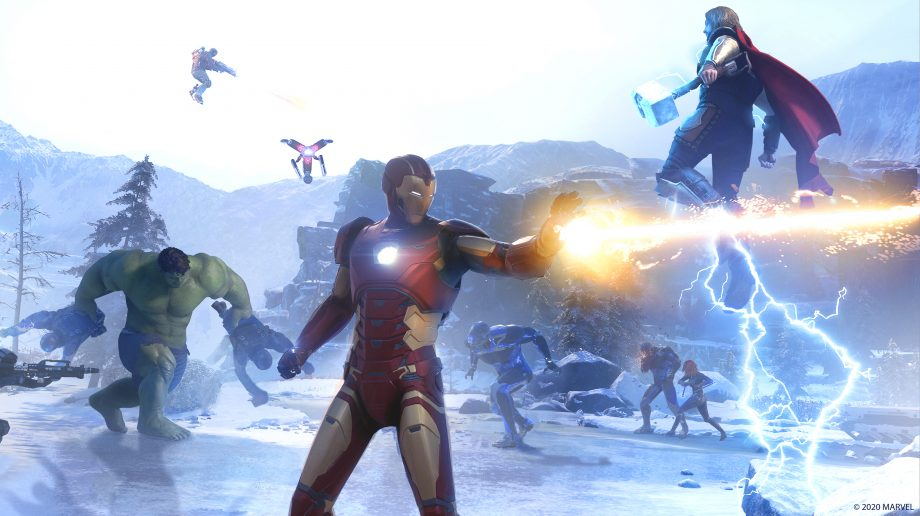 Marvel's Avengers: Everything we know ahead of this week's beta