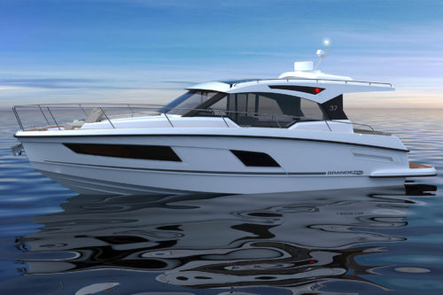 Grandezza 37CA review: This sportscruiser is the best boat you've never heard of