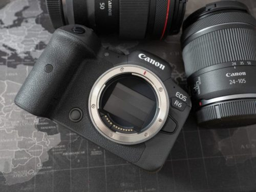 EOS R6: Handheld 6 Second Exposures Are Easy After RF Lens Updates