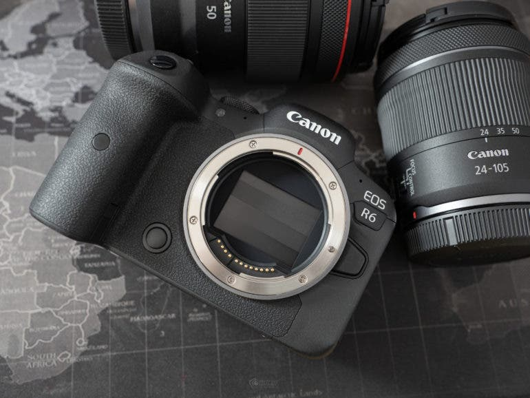Canon EOS R6 Review: Canon's New Workhorse Camera