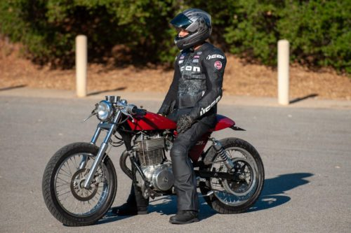 RYCA CS-1 CAFE RACER KIT REVIEW: FOR THE SUZUKI BOULEVARD S40
