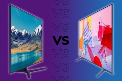 Samsung TU8500 vs Samsung Q60T: Which cheap 4K TV is right for you?
