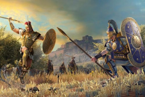A Total War Saga: Troy is free to download today. Here's how to get it