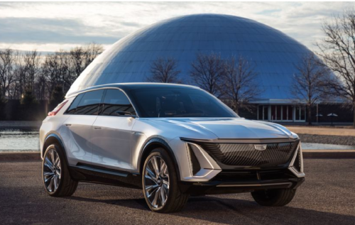 2023 Cadillac Lyriq Unveiled as 'Show Car,' to Have 300+-Mile Range