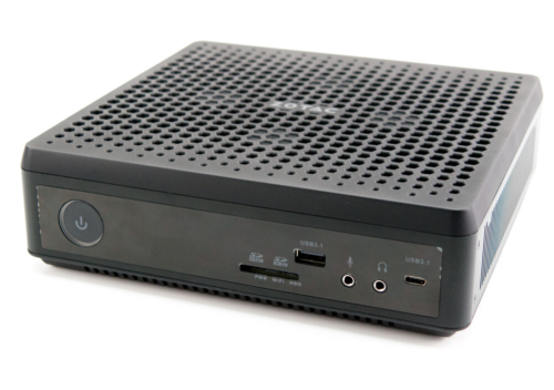 Zotac ZBOX Magnus mini PC with GeForce RTX 2080 in review