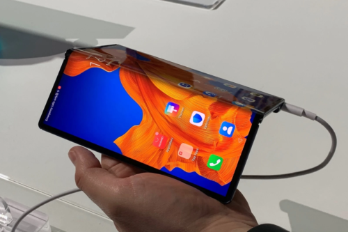 The Huawei Mate X2 could closely resemble the Galaxy Z Fold 2 5G
