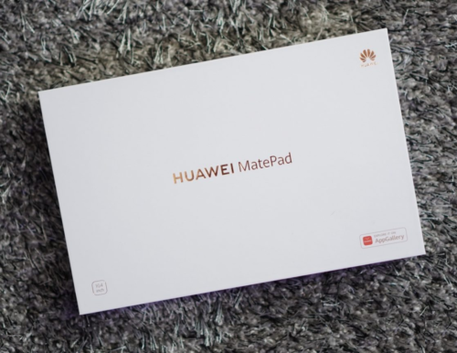 Huawei MatePad Unboxing, Quick Review: Your Next Work-From-Home Companion?