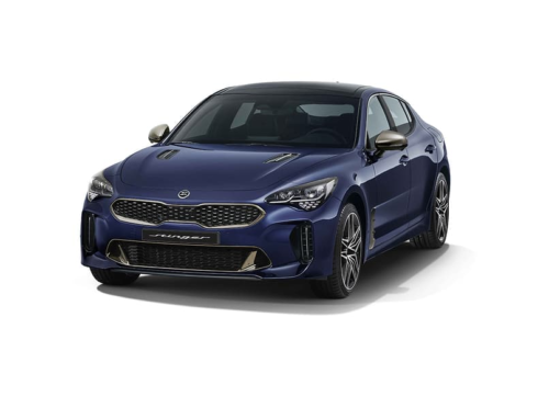 Upgraded 2021 Kia Stinger breaks out