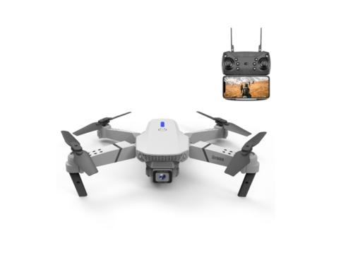 LS-E525 Quadcopter Review – 4K Dual Camera RC Drone