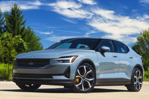 2021 Polestar 2 First Drive – Electric Confidence
