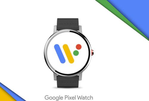 Google Pixel Watch design reveals a gorgeous Apple Watch 6 killer