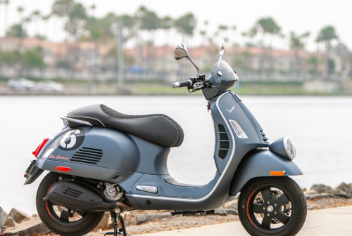 2020 Vespa GTS 300 Review