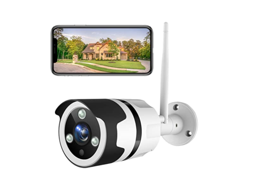 NETVUE 1080P WATERPROOF OUTDOOR SECURITY CAMERA Review