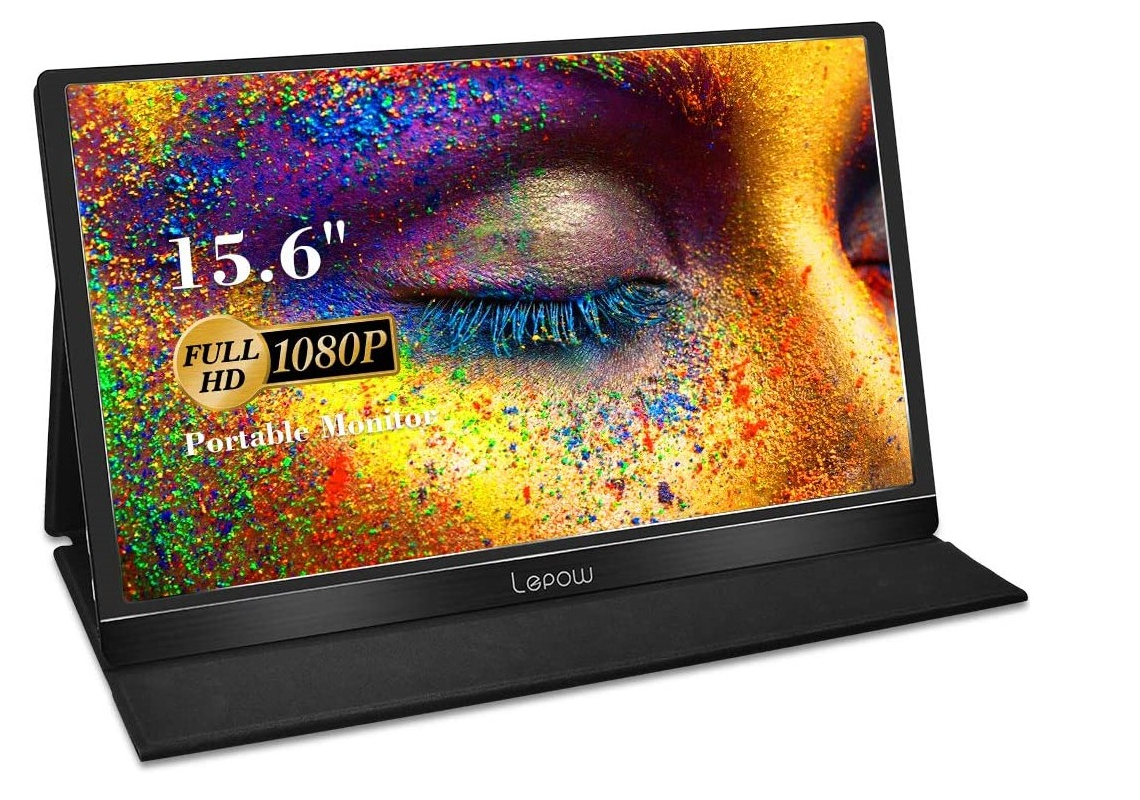 The 2020 Lepow Z1-Gamut Portable Monitor Review