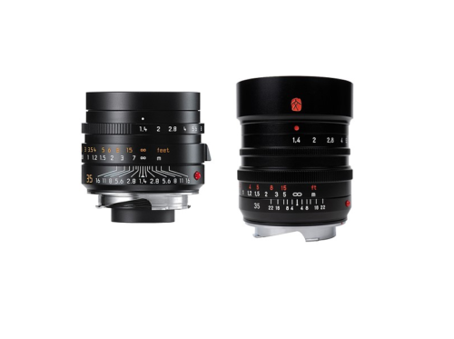 Spot the differences: Comparing a $430 35mm F1.4 7Artisans lens to Leica's $5,895 Summilux-M