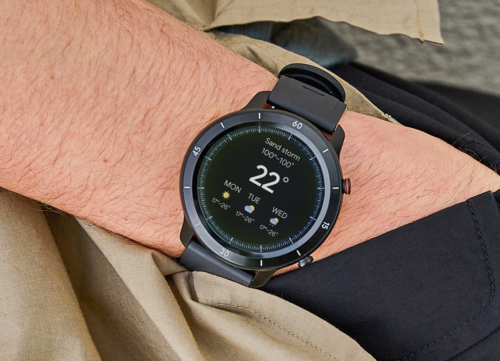 New TicWatch GTX is perhaps the cheapest smartwatch you can buy right now