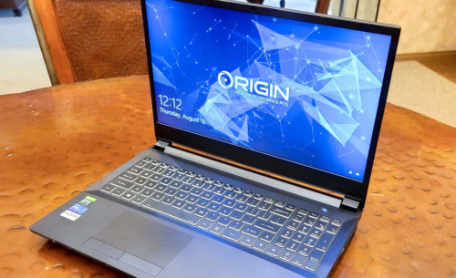 Origin EON15-X review
