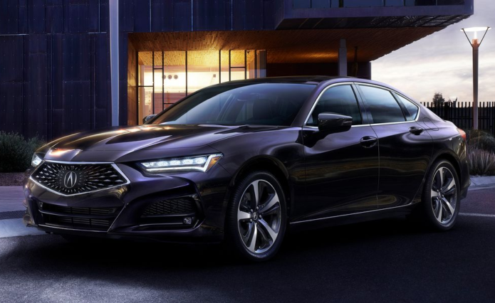 2021 Acura TLX Gets $4500 Price Bump, Type S Starts over $50K