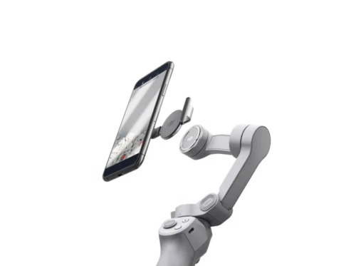 DJI Osmo Mobile 4 now official