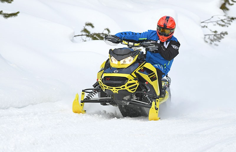 First Impressions: 2021 Ski-Doo MXZ, Renegades With Revised Suspensions