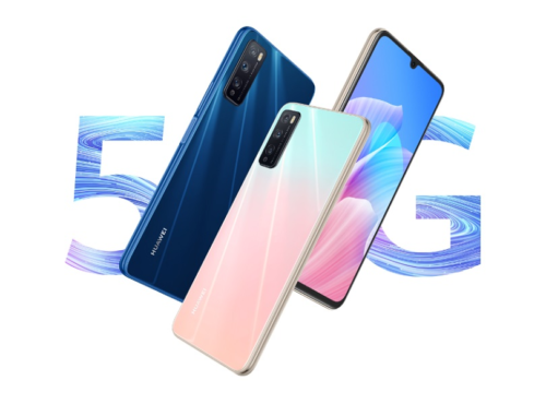 Huawei Enjoy 20 Pro Sakura Snow Clear Sky Review: A Fresh and Beautiful 5G Phones