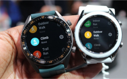 Huawei Watch GT 2 Pro pictures leak ahead of IFA launch
