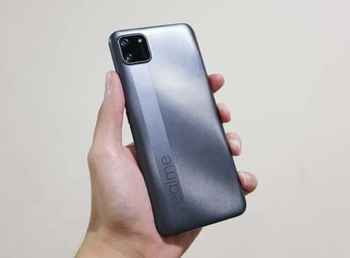 realme C11 – an affordable smartphone for online learning