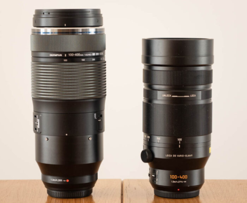 Olympus 100-400mm vs Panasonic 100-400mm – The complete comparison