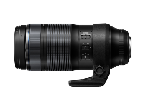 Olympus announces new compact, lightweight super-telephoto zoom lens: M.Zuiko 100-400mm f/5-6.3 IS